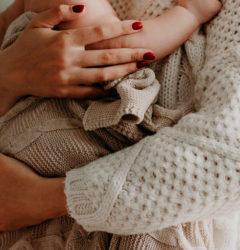 Formulario de baja por maternidad
