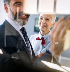 plantilla de Excel del plan de transición de empleados