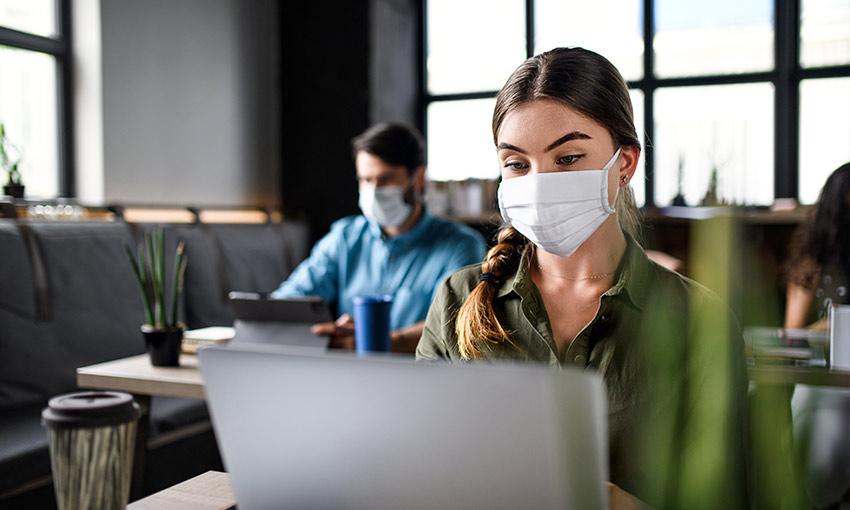 Cese de trabajo por riesgo de coronavirus