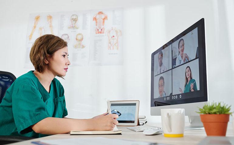 Cómo hacer reuniones online con el teletrabajo