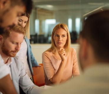 características de un equipo de trabajo eficaz