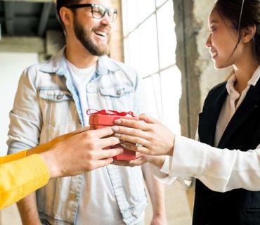 Ideas de regalos para empleados