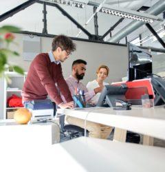 Pasos para optimizar las tareas de los trabajadores