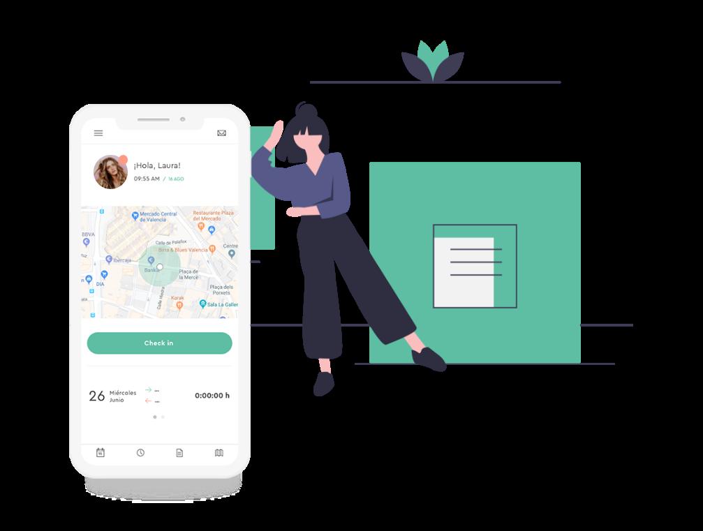 Smartphones al servicio del Smart Working