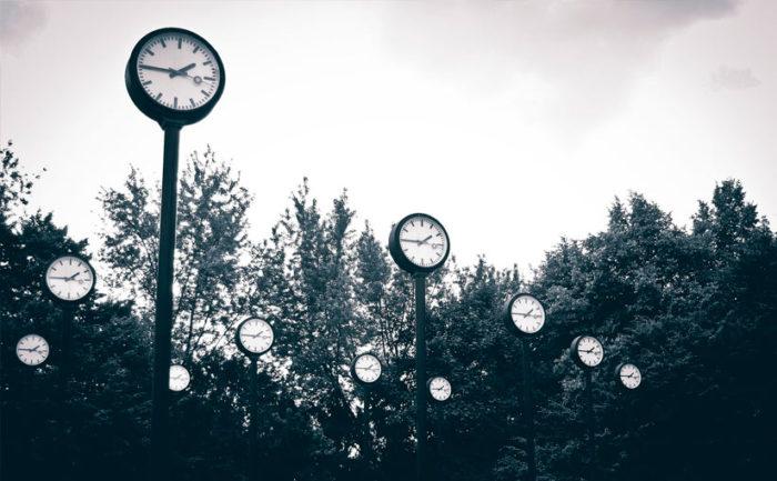 Reloj checador